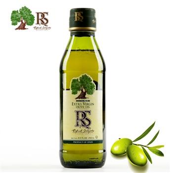 rs牌 特级初榨橄榄油黄色礼盒 500ml铁桶x3桶 西班牙进口 原瓶原装