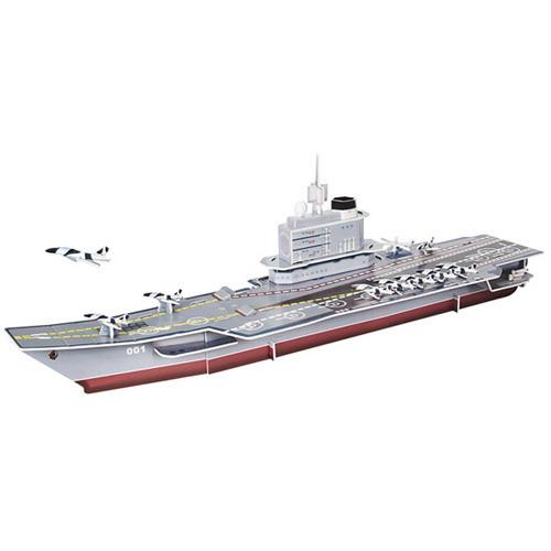 """经纶仿真模型◆""""中华""""号航空母舰"""