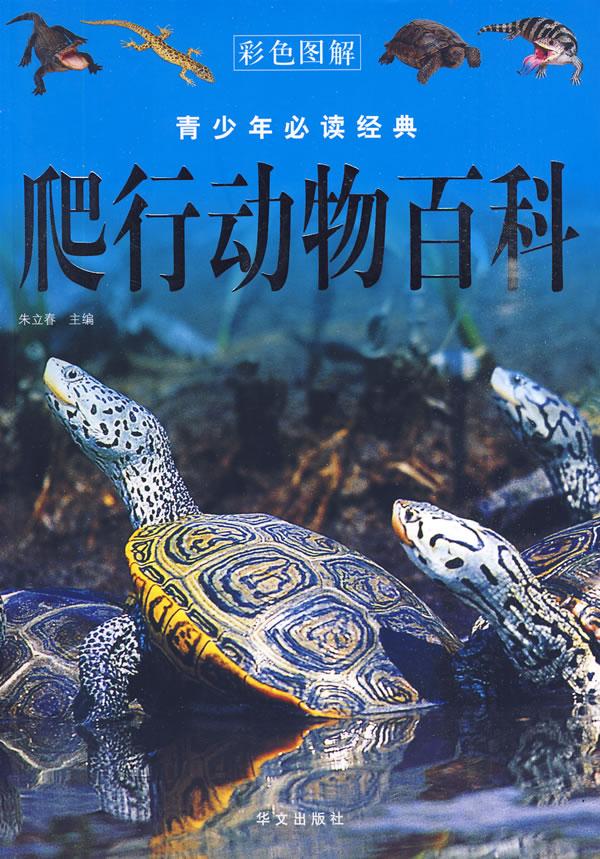 爬行动物百科(彩色图解)—— 青少年必读经典