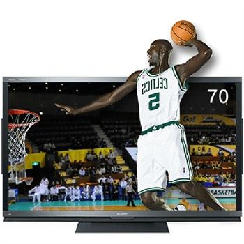 夏普(SHARP)LCD-70X55A 3D高清 WiFi 百视通 1080P  X超晶面板 品睿画质