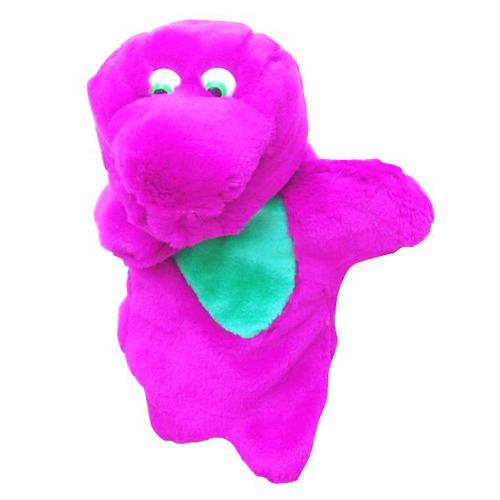 可爱小恐龙手偶