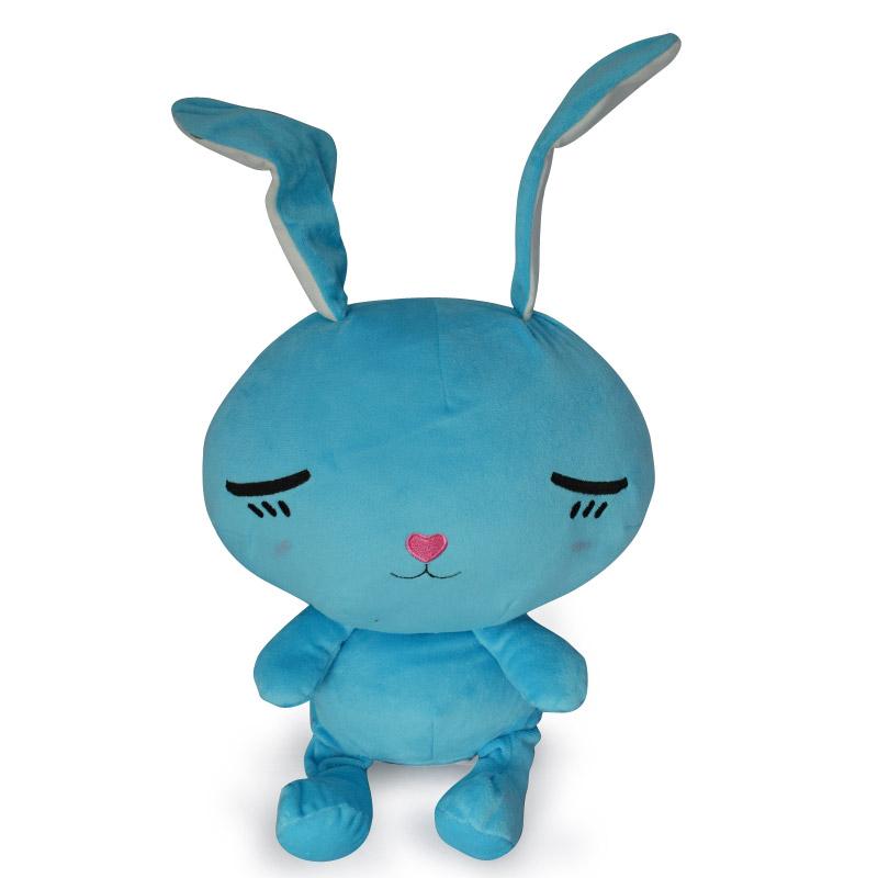可爱萌流氓兔子毛绒玩具公仔超大号卡通布娃娃七夕