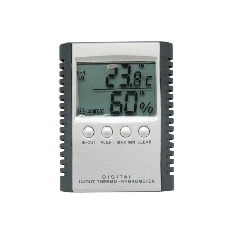 温度计 明高eth529室内外电子温湿度计