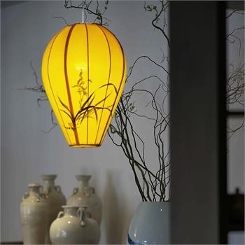 布艺花灯制作方法图解
