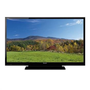 夏普(SHARP)LCD-46NX255A 46寸原装日本X超晶面板 LED背光源 1级能效液晶电视机