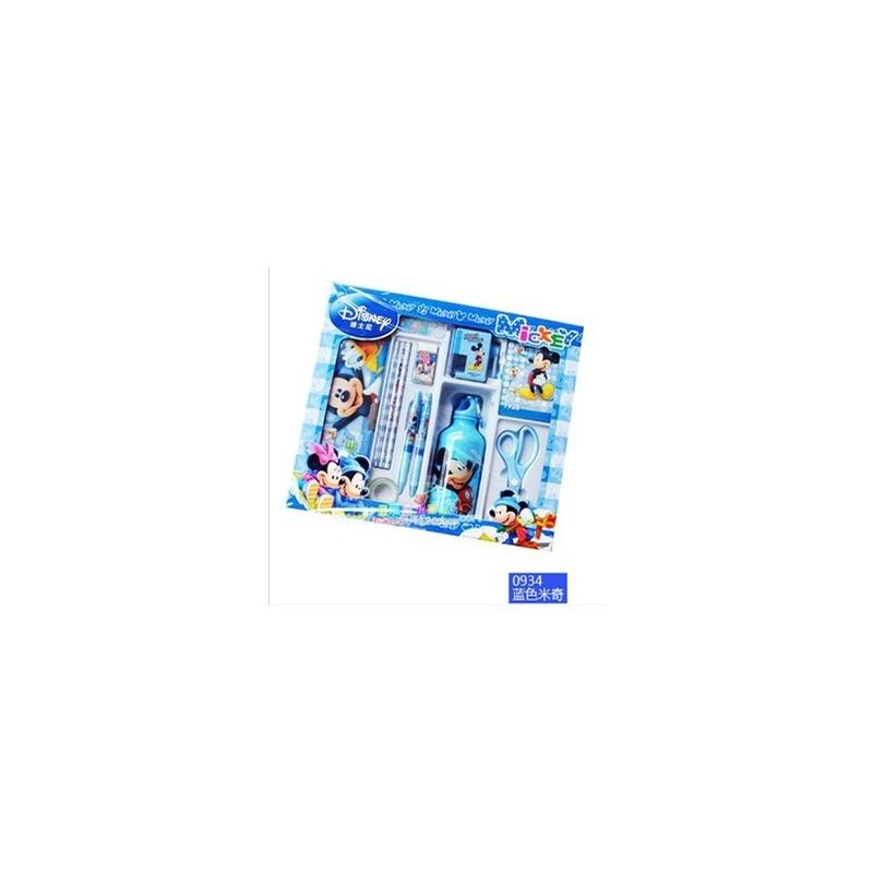 正品 迪士尼/公主学习文具套装儿童礼物豪华礼盒送礼0934/6972_0934