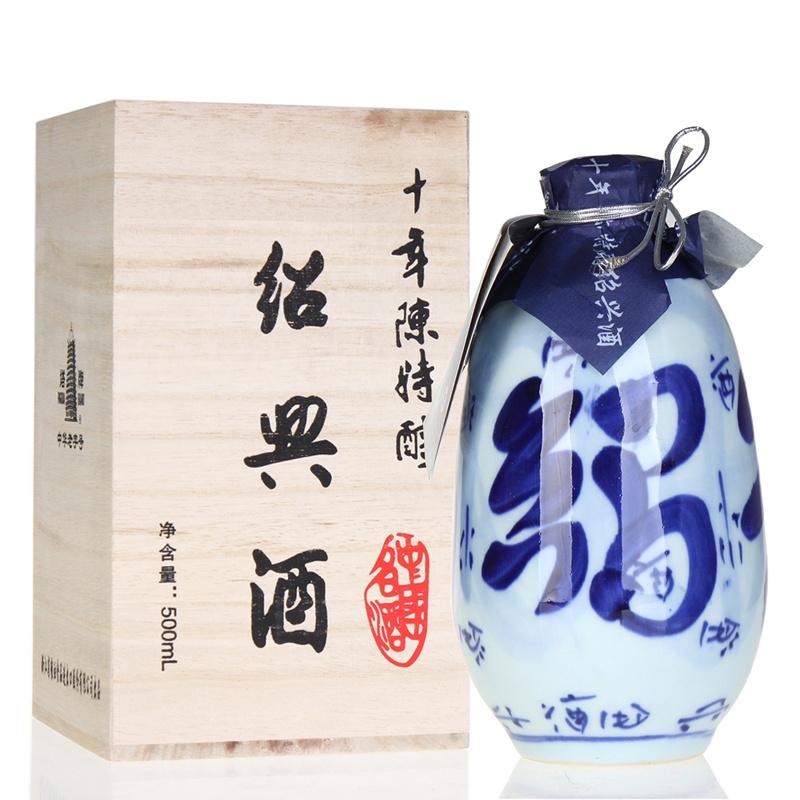 【塔牌 十年陈特醇绍兴酒