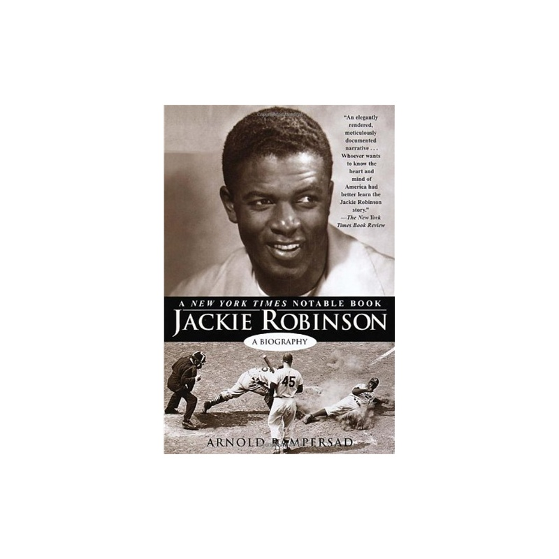 Jackie Robinson Biography Book Summary
