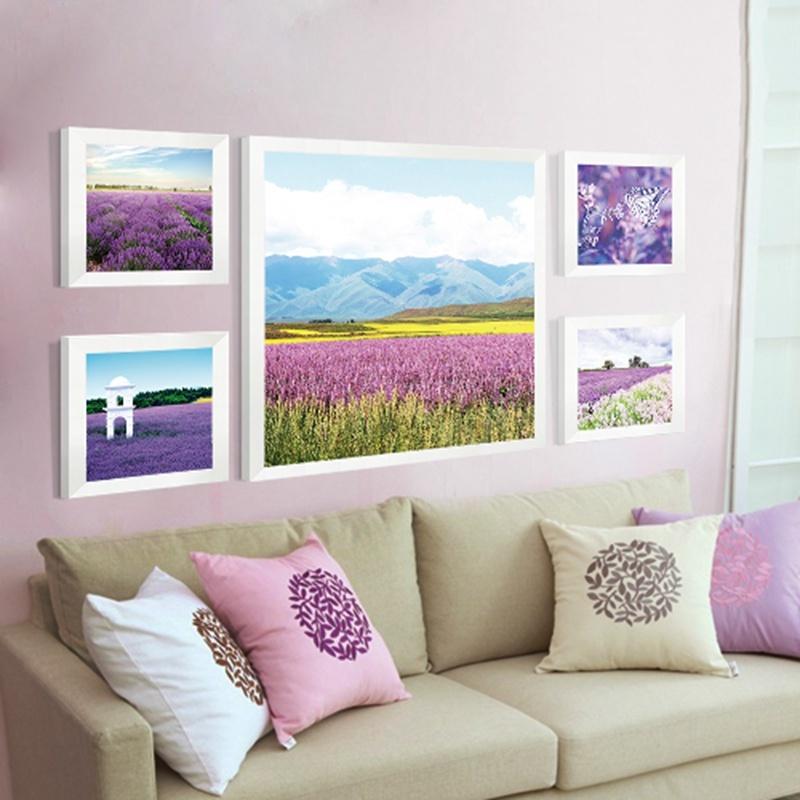 积累小家装饰画客厅现代挂画沙发背景墙壁画中式餐厅