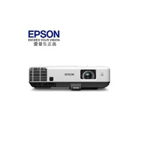 Epson爱普生EB-C735X商务会议教育型投影机 4000流明 高亮便携 水平梯形滑钮/快速四角调整/USB三合一/HDMI高清/无PC投影仪