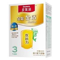Dumex 多美滋 金装金盾3阶段幼儿配方奶粉400g