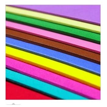 海绵纸 泡沫纸 手工纸 2mm 加厚海绵纸 eva儿童手工立体贴画材料