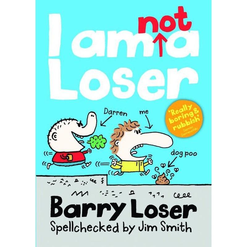 barry loser: i am not a loser isbn:9781405260312