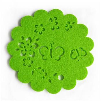 欧式绿色布艺贴图
