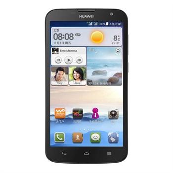 华为G730-U003G手机(黑)WCDMA/GSM双卡双待