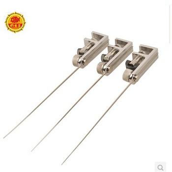 不锈钢 简单实用 竞技*挡针 精致脱钩器