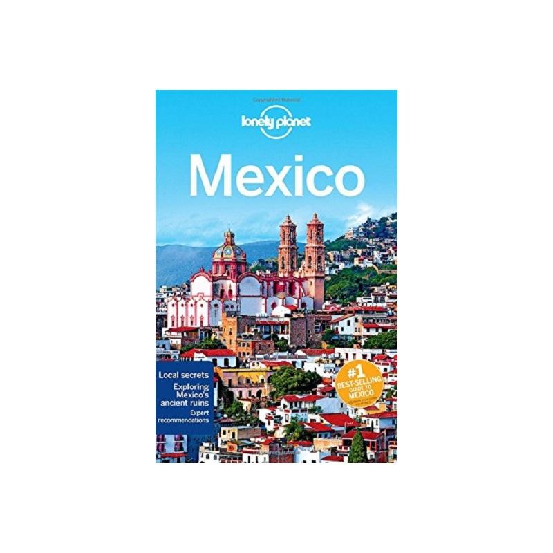 【[英文原版]Mexico 14 墨西哥14 英文旅游书籍