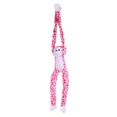 大贸商毛绒玩具斑点猩猩公仔 长臂猴子动物挂饰 儿童玩偶ct10018