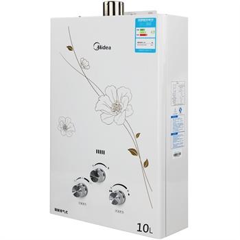燃热水器最好品牌_10l(燃),品牌:midea美的,型号:jsq20-10qf3(t),产品类型:燃气热水器