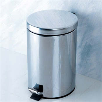 科勒依欧亚踏板式垃圾桶k-17531t-st科勒旗舰店