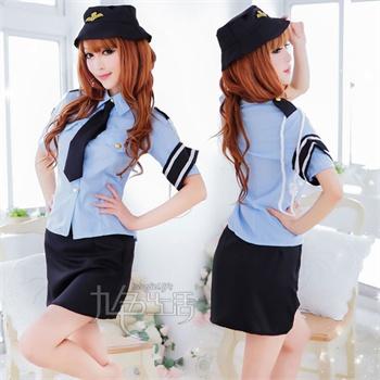情趣内衣制服诱惑性感女警察服空姐服