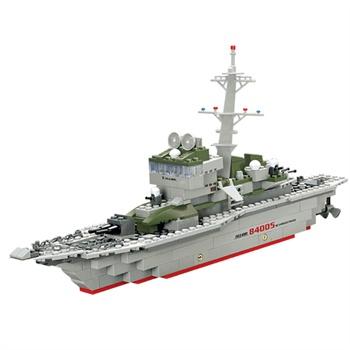 战舰航空母舰模型
