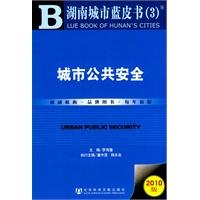 城市公共安全