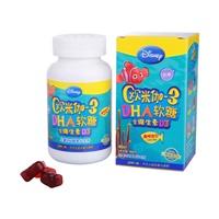 Nature's Bounty 自然之宝 欧米茄-3DHA软糖(尼莫)60粒/盒