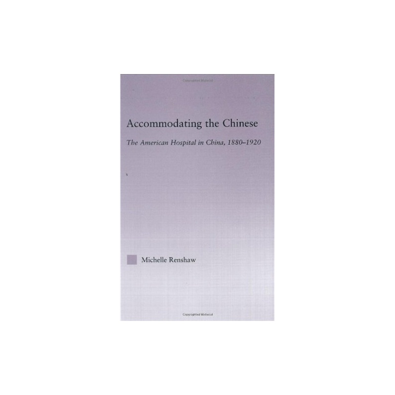 【Accommodating the Chinese: The American