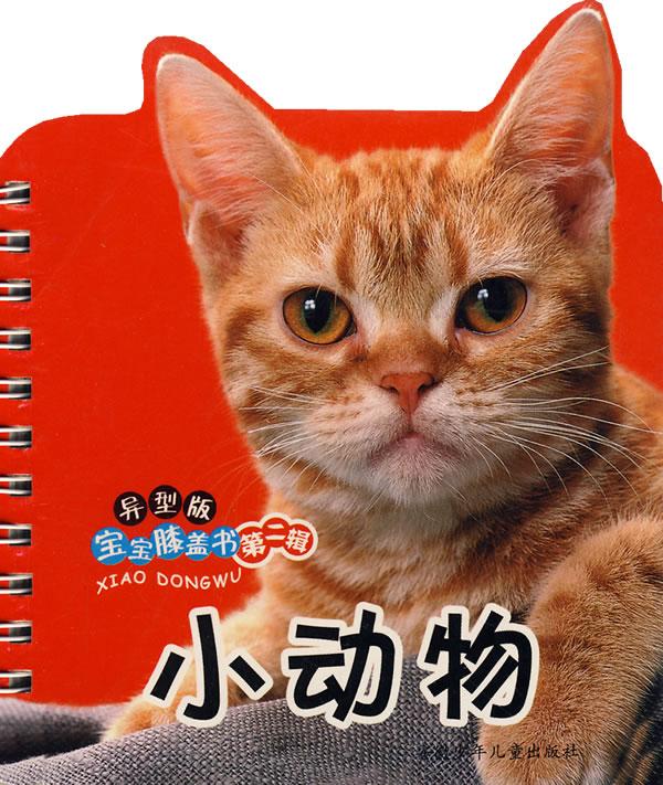 盖书第二辑:小动物--淘宝