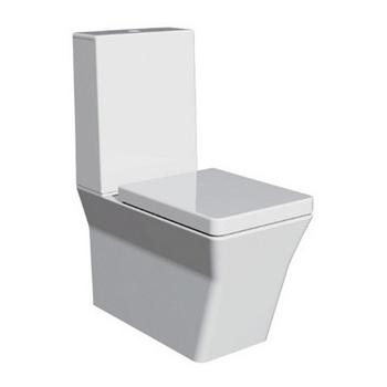 科勒墙排水马桶