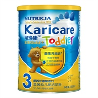 NUTRICIA Karicare 可瑞康 3段幼儿配方奶粉900g