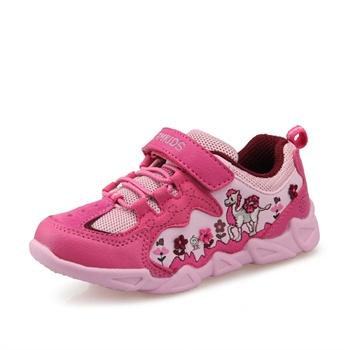 camkids小骆驼女童鞋春秋款儿童鞋子儿童运动鞋可爱碎花跑鞋