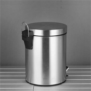 普通垃圾桶,型号:zm2102,品牌:朝暮之家,材质[垃圾收纳]:不锈钢 价格