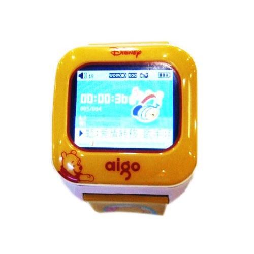 奇葩物:aigo 爱国者 UW-F029 视频手表