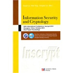 Information_Security_and_Cryptology(全英文:信息安全和密码学)