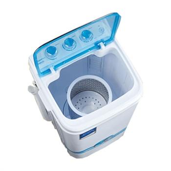 现代xpb50-318迷你单桶洗脱两用洗衣机可脱水全铜电机