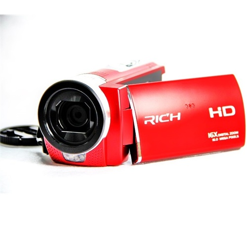 RICH/莱彩 HD-R271 入门家用1080P高清数码摄像机