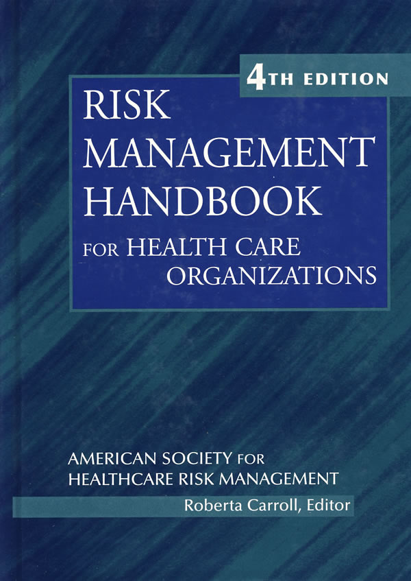 risk management for health care organization essay What is a health care organization's administrative role regarding oversight of risk management policies and ensuring compliance with managed care organization.
