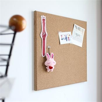 精耐特 时尚创意软木板 办公室装饰 便签留言板 告示板 软木相片墙 球-
