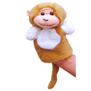 可爱小猴子手偶