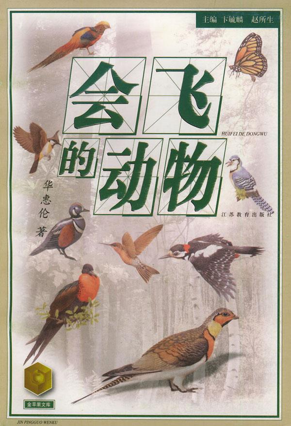 会飞的动物——金苹果文库