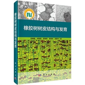 《橡胶树树皮结构与发育》