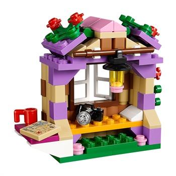 lego 乐高 friends女孩系列 安德里亚的山间小屋 积木