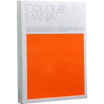 colour mania 色彩搭配 图像 图形设计平面设计书籍图片