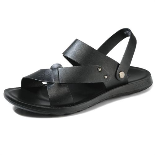 德国骆驼动感Camel Active2013夏季新款男牛皮英伦沙滩鞋松紧带凉鞋BL7502