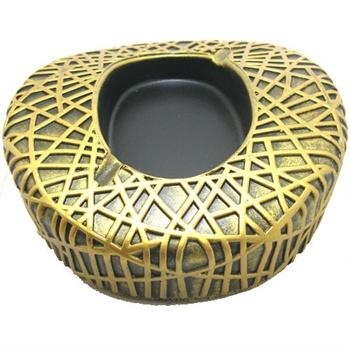 创意礼品-鸟巢创意烟灰缸