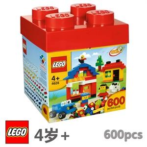 LEGO 乐高 基础创意拼砌系列 L4628 创意入门款 159元包邮