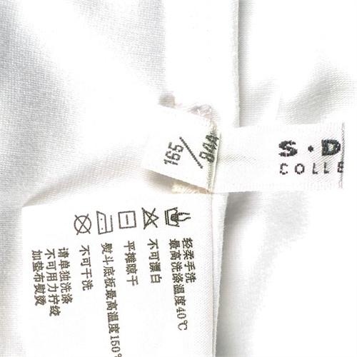 圣迪奥专柜正品 简约设计感女士t恤4280156-服装