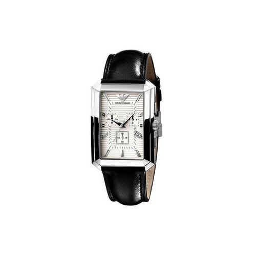长方形表带手表